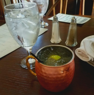 Moscow Mules at sweetwater tavern