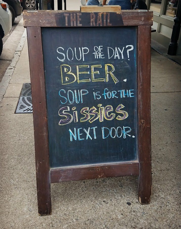 soup of the day rogers